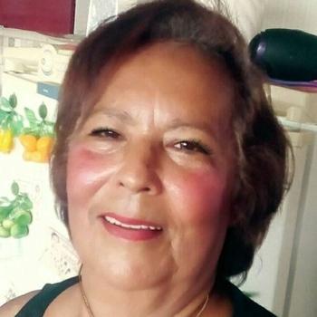 65 jarige vrouw, Idaa zoekt sexcontact met man in Overijssel