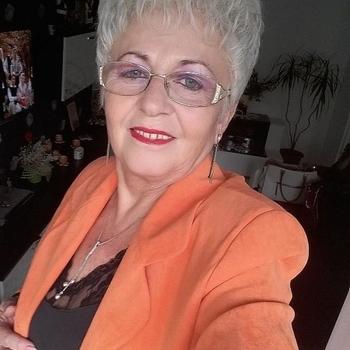 66 jarige vrouw zoekt seksueel contact in Utrecht