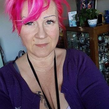57 jarige vrouw zoekt man in Zuid-Holland