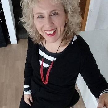 55 jarige vrouw, Annegien zoekt sexcontact met man in Zuid-Holland