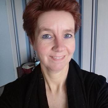 SingleErika, 58 jarige vrouw zoekt seks in Zeeland
