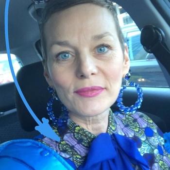 54 jarige vrouw zoekt man in Friesland