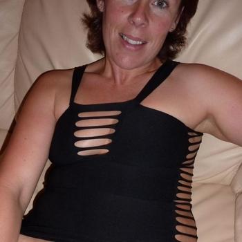 53 jarige vrouw zoekt man in Drenthe