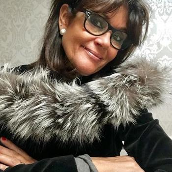 Sexdate met Jamila - Vrouw (54) zoekt man Noord-Brabant